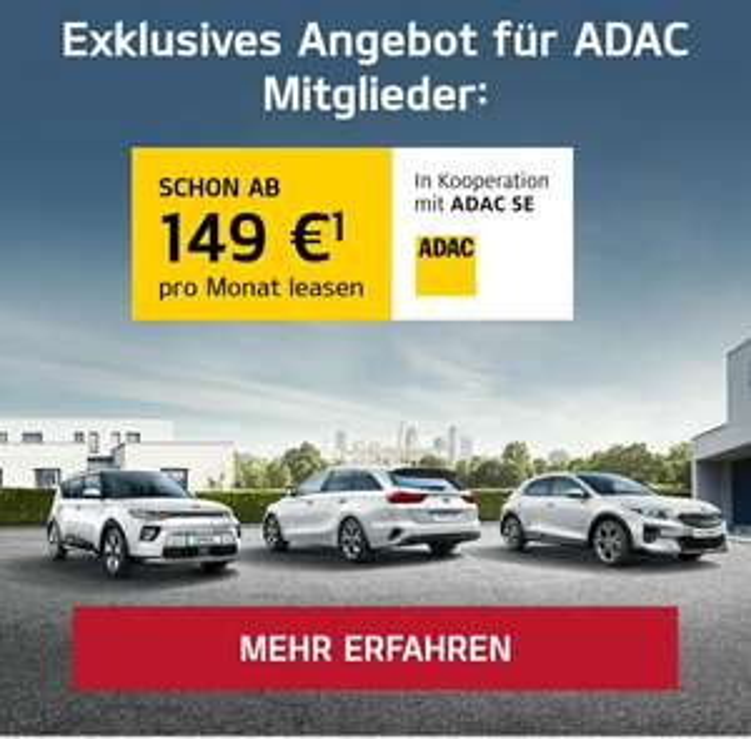 [Privatleasing] Ab 149€ / 3 Jahre Laufzeit bei der Adac - Kia Aktion. Kia e-Soul / Kia XCeed PHEV Vision / Kia Ceed Sportswagon PHEV Vision