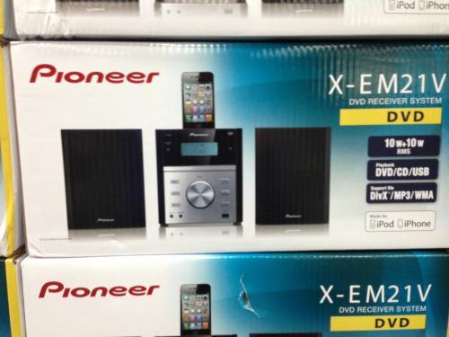 Pioneer X-EM21V ( Wiesbaden Lokal ) 99€