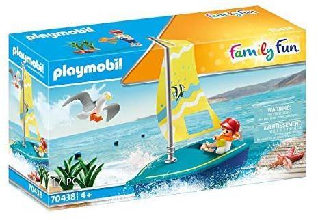 Playmobil Family Fun - Segeljolle (70438) für 10,99€ (Müller Abholung)