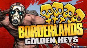 KOSTENLOS : 5 Golden Keys Borderlands 3 (All Platforms)