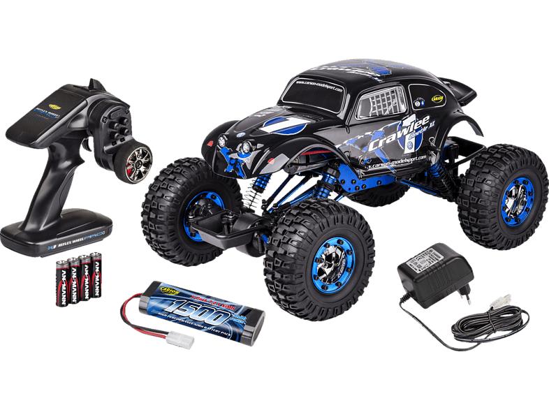 Carson Modellsport X-Crawlee XL Beetle Brushed 1:10 RC Modellauto Elektro Crawler Allradantrieb (4WD) 2,4GHz für 137,55€ (Saturn)
