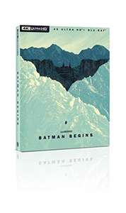 Batman Begins - Art Edition (4K/UHD Bluray)