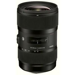 Sigma 18-35mm F1.8 DC HSM | Art | Sony A Mount [Photospecialist]