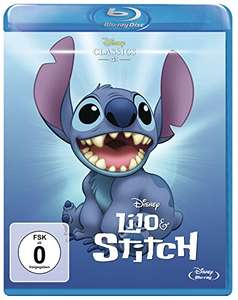 Lilo & Stitch Disney Classics Collection 41 (Blu-ray) für 5,99€ (Amazon Prime)
