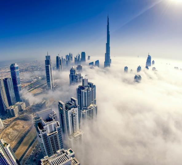 Dubai: Eine Woche im Doppelzimmer des 5* Sheraton Jumeirah Beach Resort für 168€ inkl. Frühstück (Mai-Juli 2021)