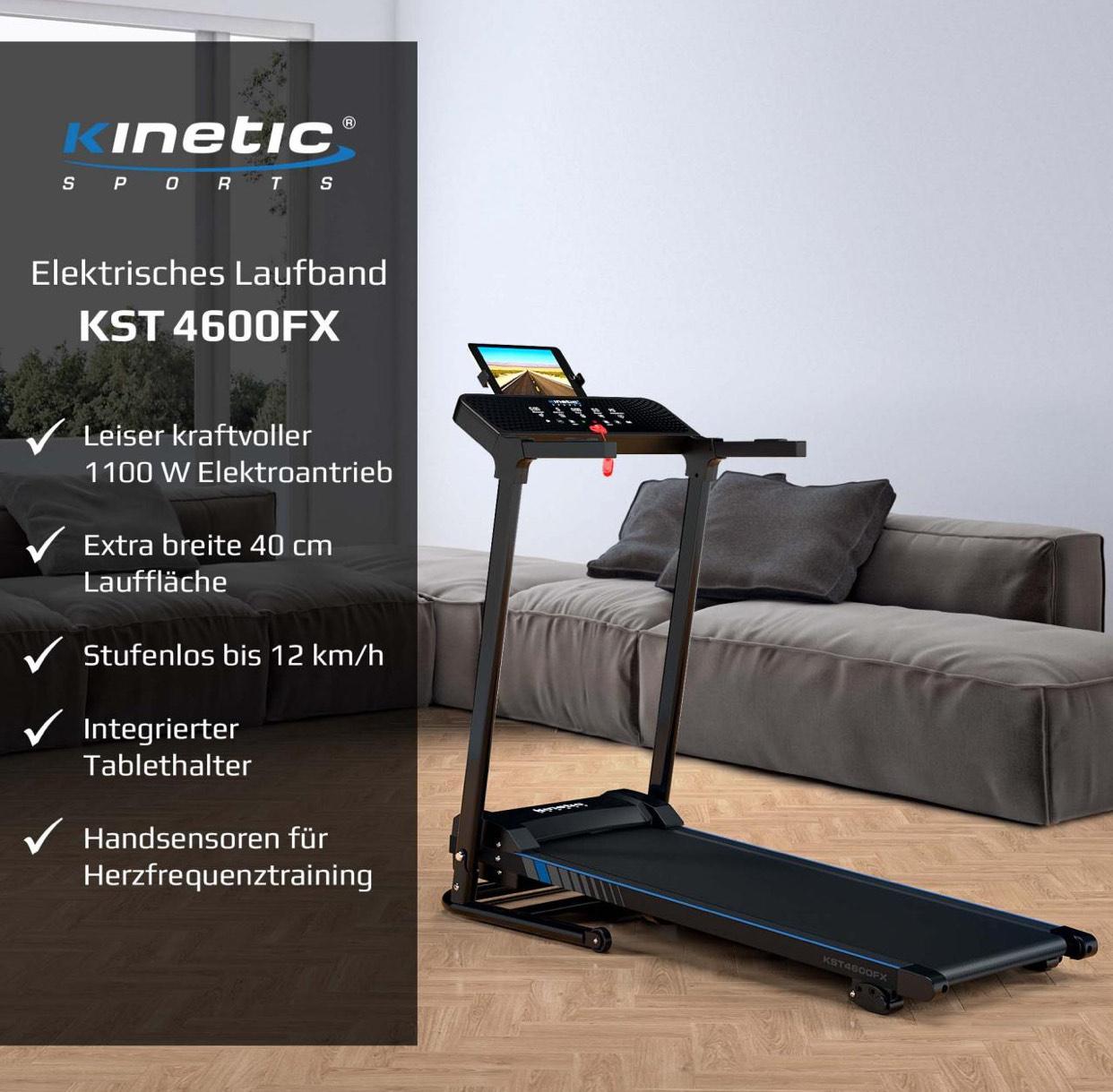 Kinetic Sports Laufband KST4600FX