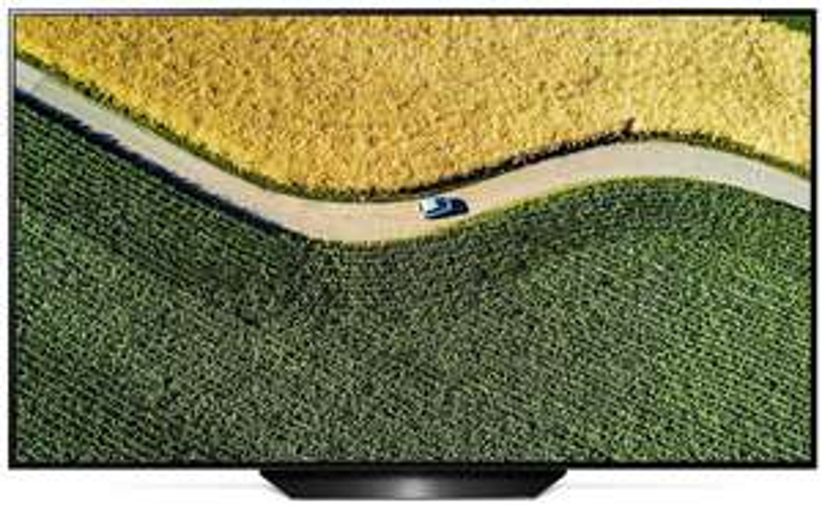 LG OLED65B9SLA 164 cm (65 Zoll) OLED Fernseher (4K, Triple Tuner Dolby Atmos, Cinema HDR, 100 Hz, Smart TV) [Modelljahr 2019]