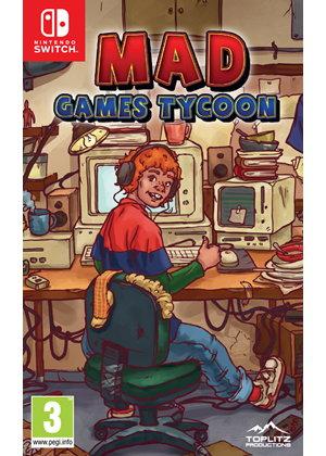 Mad Games Tycoon (Nintendo Switch) für 25.21€ @ Base