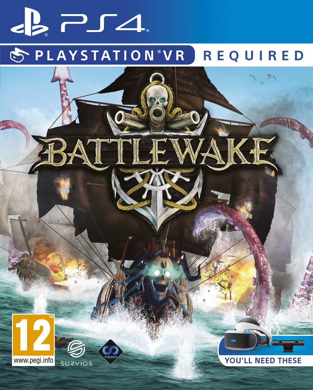 Battlewake (PS4 PSVR) für 11,22€ (Base.com)