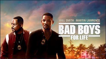 "Amazon Prime VIDEO (HD Leih-Film) - ""Bad Boys For Life"""