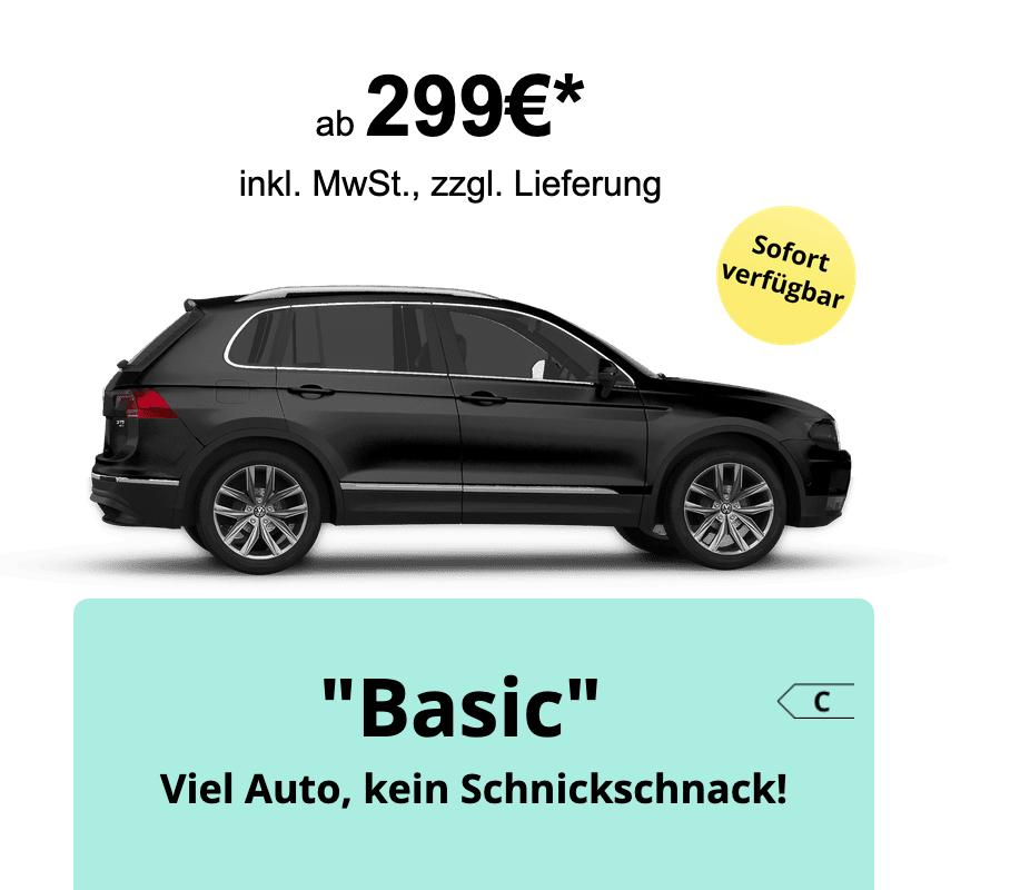 VW Tiguan Highline 1.5, Privatleasing, ab 299,- Euro DSG und 150 PS, sofort verfügbar