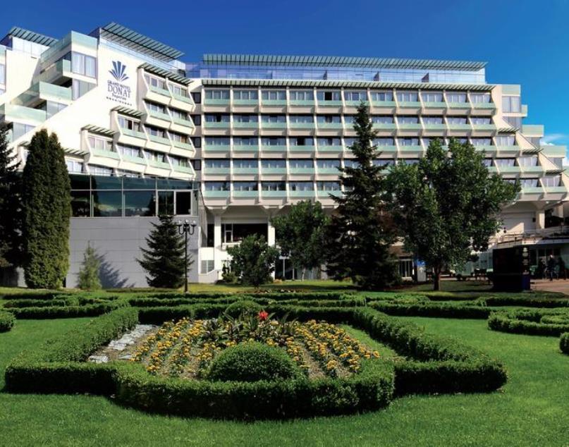 Preisfehler: Präsidenten Suite im 4* Grand Hotel Donat Superior & Wellness Center (Rogaska / Slowenien) für 1€ pro Nacht (Aug-Feb)