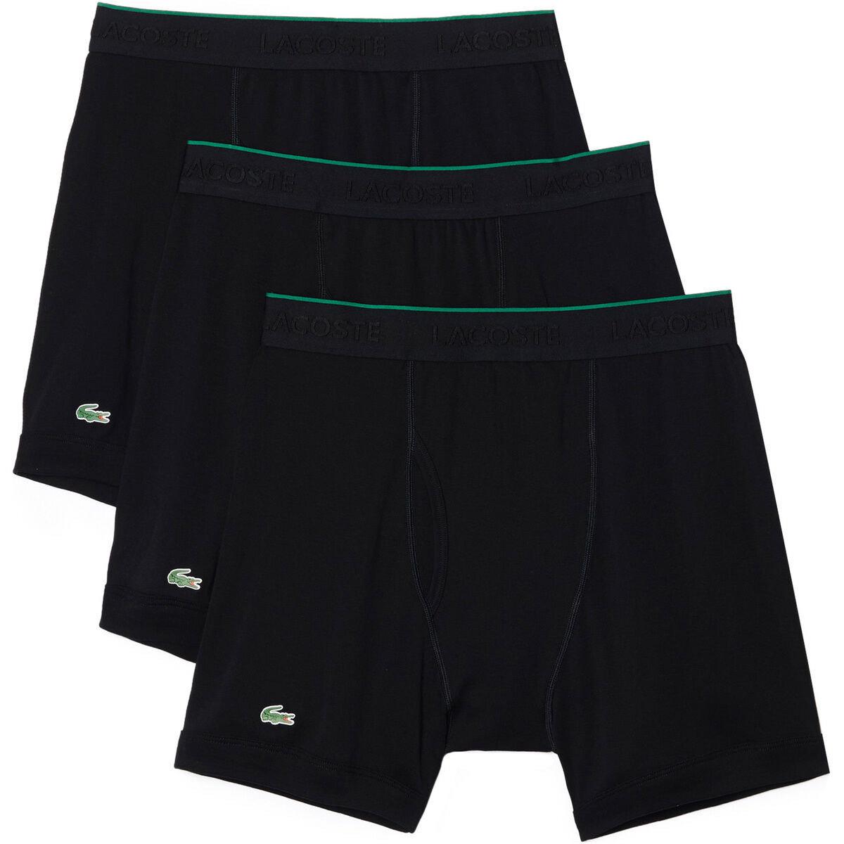 6 x Lacoste Essentials Pants Unterhosen [5,33 € pro Stück]