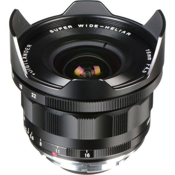 Objektiv Sammeldeal für Leica M Mount - z.B. Voigtländer 15mm F4,5