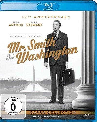 Mr. Smith geht nach Washington (Mastered in 4K Blu-ray) für 4,38€ (Amazon Prime)