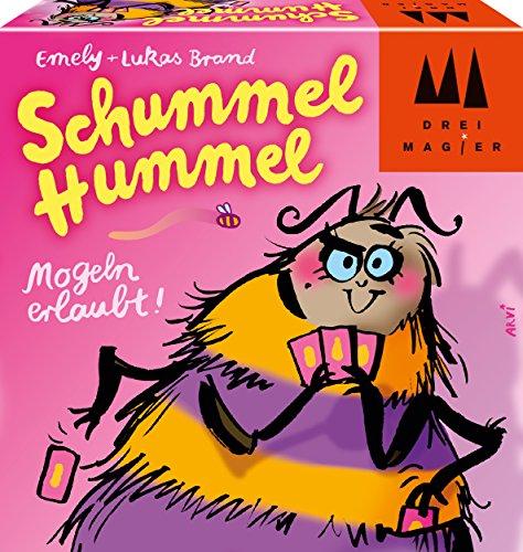 Schmidt Spiele - Schummel Hummel, Drei Magier Kartenspiel für 7,60€ (Amazon Prime)
