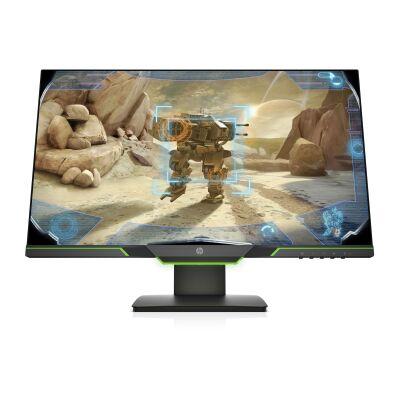 HP 25x - 62 cm (24,5 Zoll), FHD, 144 Hz, 1 ms, AMD Freesync, TN-Panel