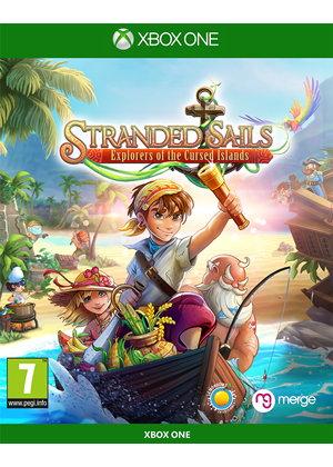 Stranded Sails: Explorers of The Cursed Islands (Xbox One) für 14,70€ (Base.com)