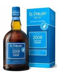 El Dorado Rum Uitvlugt/Enmore 2008 47,4%vol. 0,7l