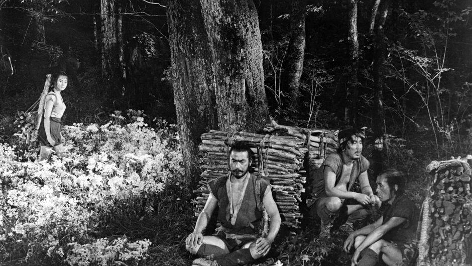 """""""Die verborgene Festung"""" von Akira Kurosawa kostenlos im Stream/Download"""