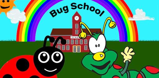 KOSTENLOS Android App -Bug School: Learn Kindergarten Skills (8 Jahre und jünger) @ Google Play