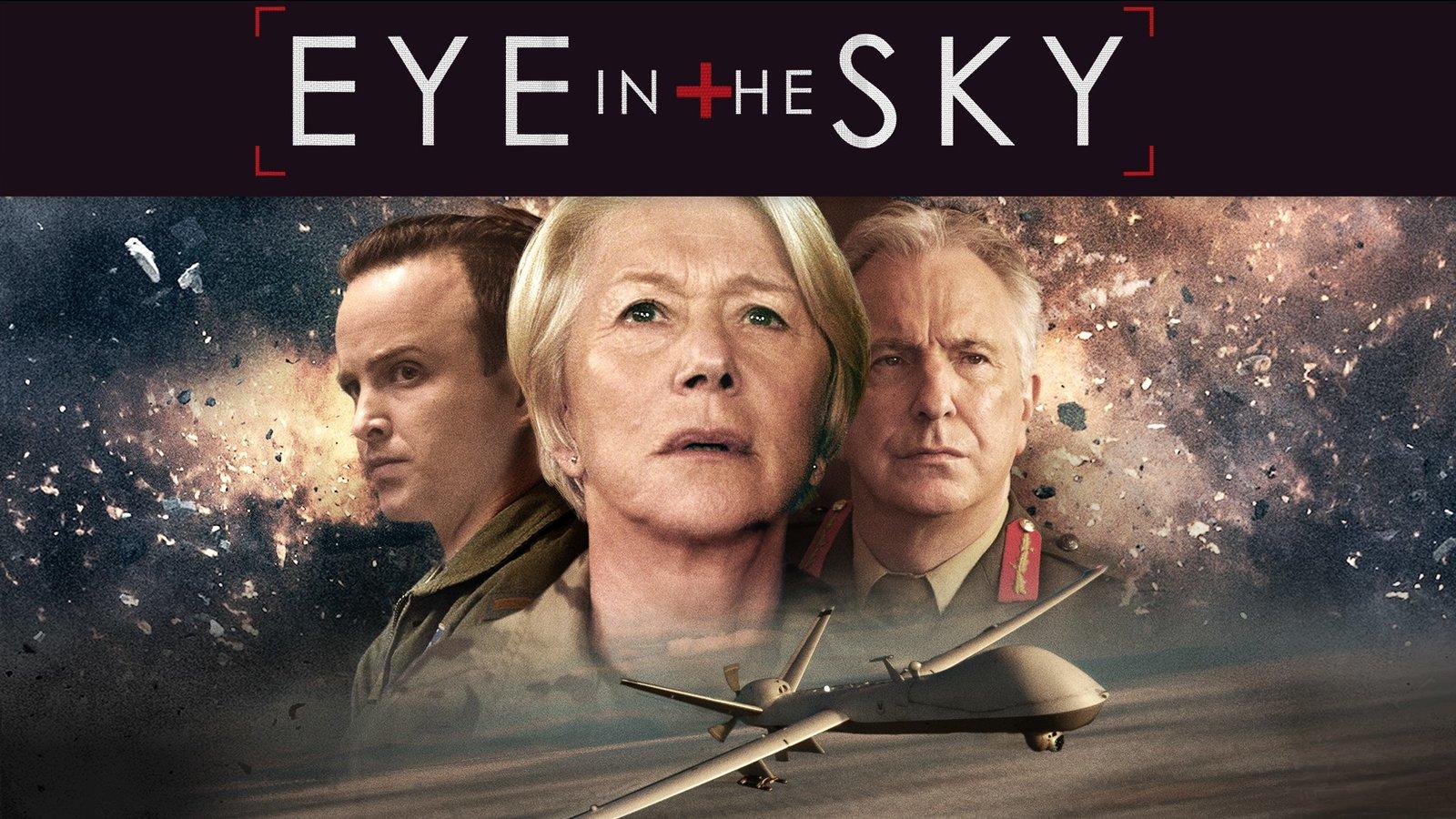 Eye in the Sky - In letzter Sekunde kostenlos im Stream - IMDb 7,3/10 (SWR Mediathek)