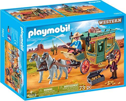 Playmobil Western - Westernkutsche (70013) für 14,85€ (Amazon Prime & Alternate)