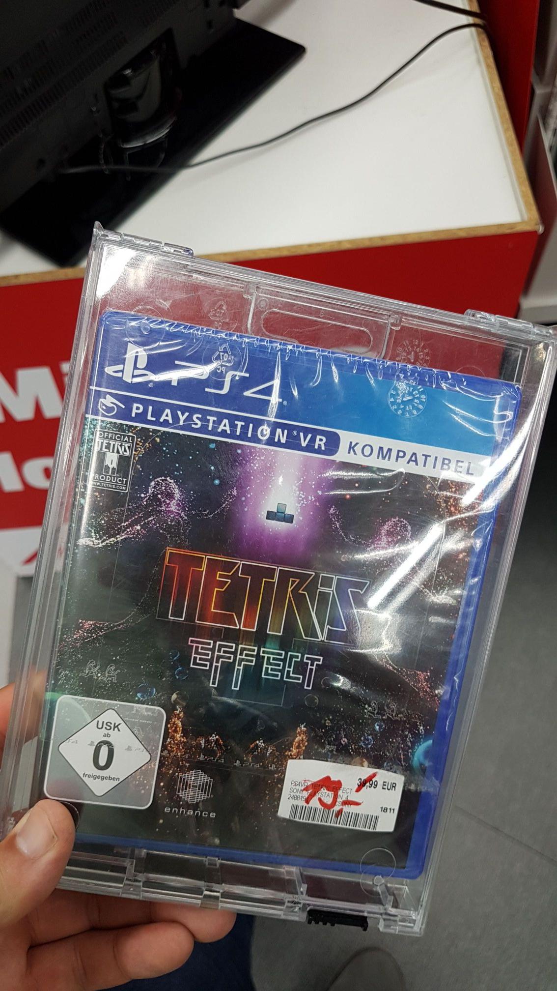 Tetris Effect PS4 / MM Stuttgart Milaneo