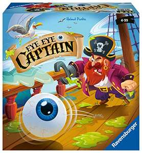 Ravensburger Kinderspiele - Eye Eye Captain - ein temporeiches Aktionsspiel für 10,49€ (Amazon Prime & Saturn & Media Markt Abholung)