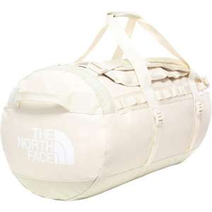 The North Face Base Camp Duffel M (vintage white/tnf white)