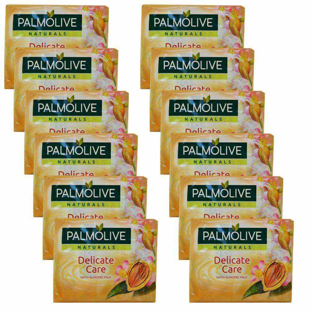 17% Rabatt auf alles im Pillashop zum Geburtstag: z.B. 144 x 90g Palmolive Sensitive Mandel Seifenstücke für 24,87€ inkl. Versand