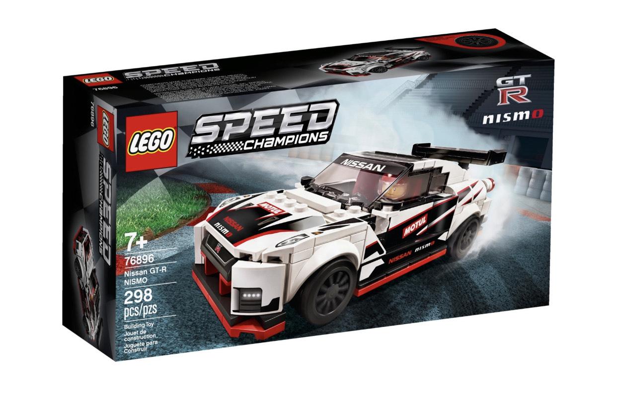 [Amazon] LEGO® Speed Champions 76896 Nissan GT-R NISMO für 13.99€