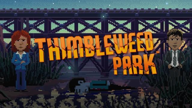 Ron Gilberts Thimbleweed Park für 7,99€ bei GOG