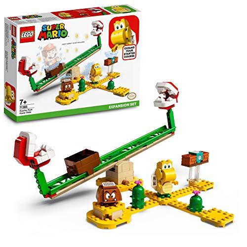 LEGO Super Mario - Piranha-Pflanze-Powerwippe (71365) & Marios Haus und Yoshi (71367) für je 21,97€ (Amazon Prime & Real Abholung)