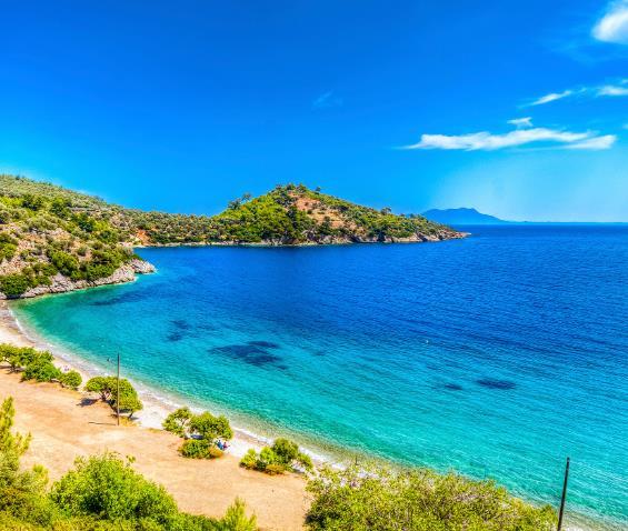 Eine Woche im 5* Doubletree by Hilton Bodrum / Türkei (All Inclusive) für 581€ - Stornierbar (Mai 2021)