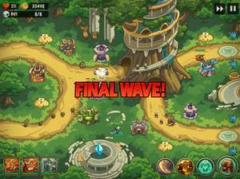 Empire Warriors TD Premium - Tower Defense (Strategiespiel) im Play Store (Enthält Werbung & In-App-Käufe)
