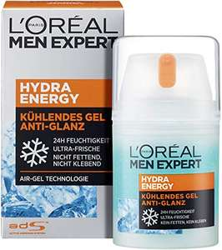 L'Oréal Men Expert Hydra Energy Anti-Glanz Feuchtigkeitspflege (50 ml)