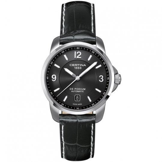 Certina DS Podium Automatic Uhr (Ref. C001.407.16.057.00) ETA 2824-2, 38mm, Saphirglas - Auch die Silberne Version