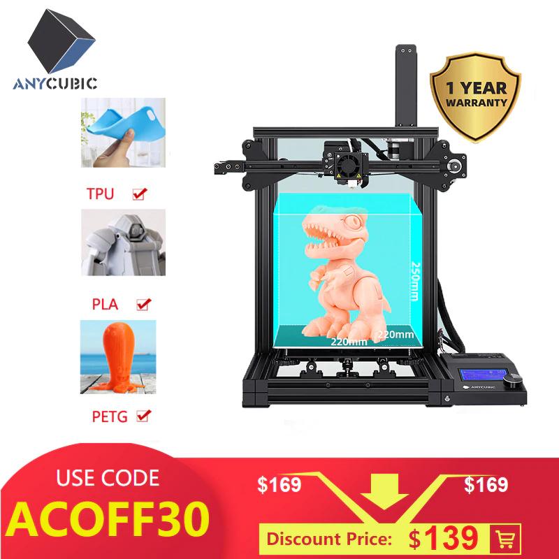 ANYCUBIC Mega Zero 3D Drucker für 118,10€