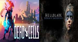 Hellblade: Senua's Sacrifice for 2.89€ & Dead Cells for 3.65€ with Paypal [gog VPN Russia]