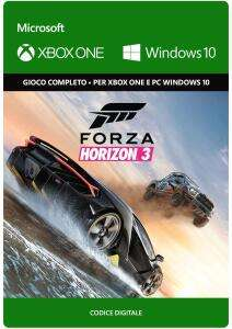 Forza Horizon 3 (Xbox One/PC Digital Code Play Anywhere) für 7,29€ (Xbox Store & CDkeys)