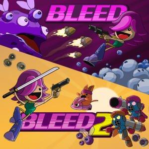 Bleed Complete Bundle (Switch) für 4,19€ oder für 3,28€ ZAF (eShop)