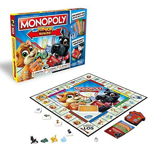 Hasbro Gaming - Monopoly Junior Banking Kinderspiel für 12,96€ (Amazon Prime)