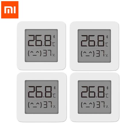 4x Xiaomi LYWSD03MMC Bluetooth Hygrometer für 10,59€ inkl. Versand