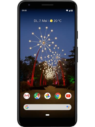 Google Pixel 3a XL (64GB) für 29,99€ Zuzahlung mit 5GB LTE Klarmobil Tarif + Allnet- & SMS-Flat für 14,99€ / Monat