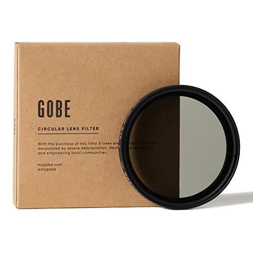 Gobe NDX 72 mm Variabler Graufilter ND2-400 ND Filter