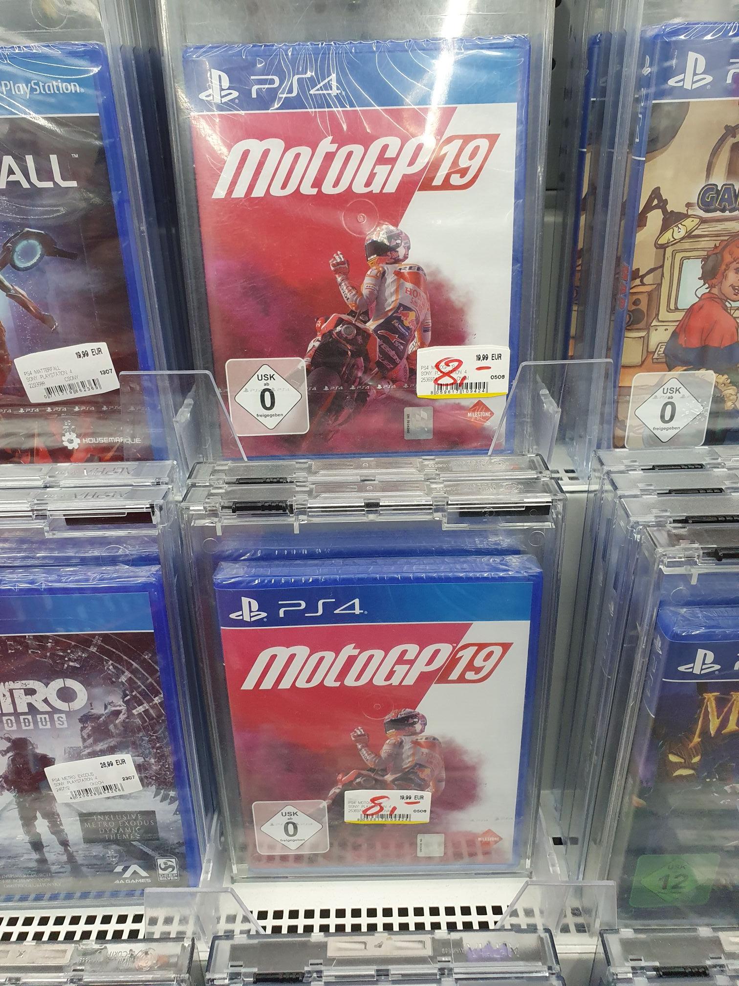 [Media Markt Hallen am Borsigturm] lokal Berlin MotoGP 19 (PS4)