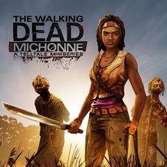 The Walking Dead: Michonne - A Telltale Miniseries (Xbox One) für 3,24€ oder für 1,87€ HUN (Xbox Store Live Gold)