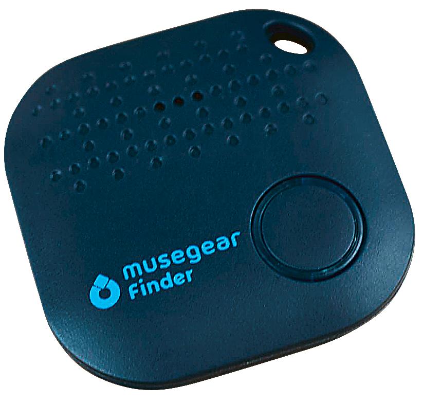 Nur Abholung: musegear Finder v2 Bluetooth-Tracker 18% günstiger