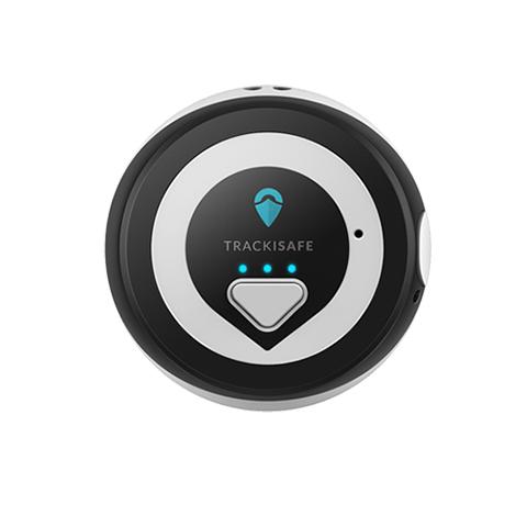 V-Multi Tracker by Vodafone TrackiSafe Mini inkl. 12 Monate kostenlosen V-SIM Service (statt 3 Monaten) - GPS Tracker für allerlei Sachen